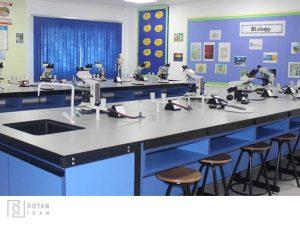 تجهیزات آزمایشگاهی مدارس