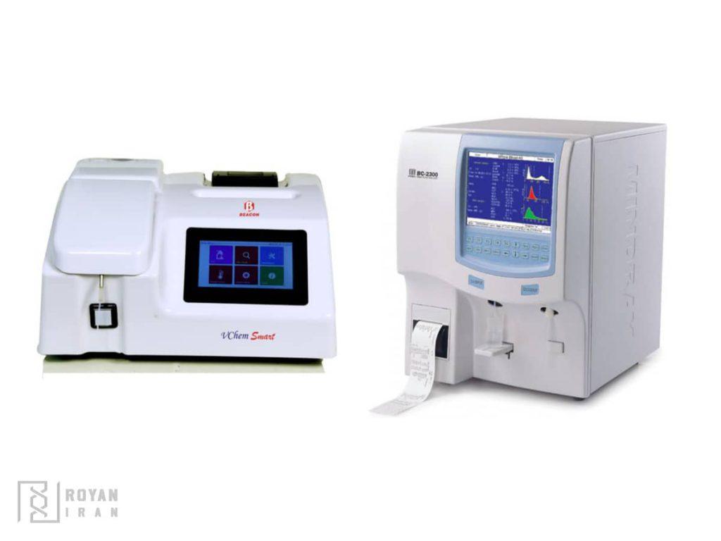 آنالایزر و شمارشگر سلول خونی